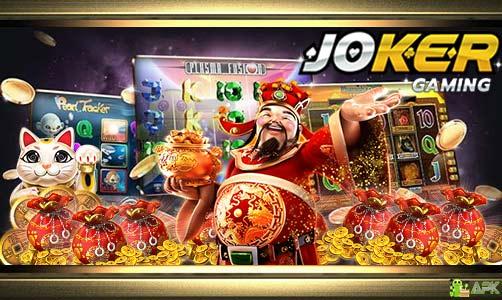 Slot Game Online Joker » Daftar Joker123
