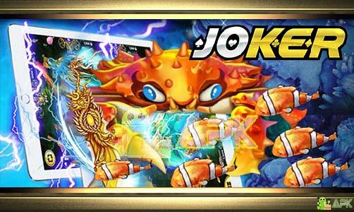 Game Ikan Joker123 Terbaik » Daftar Joker123